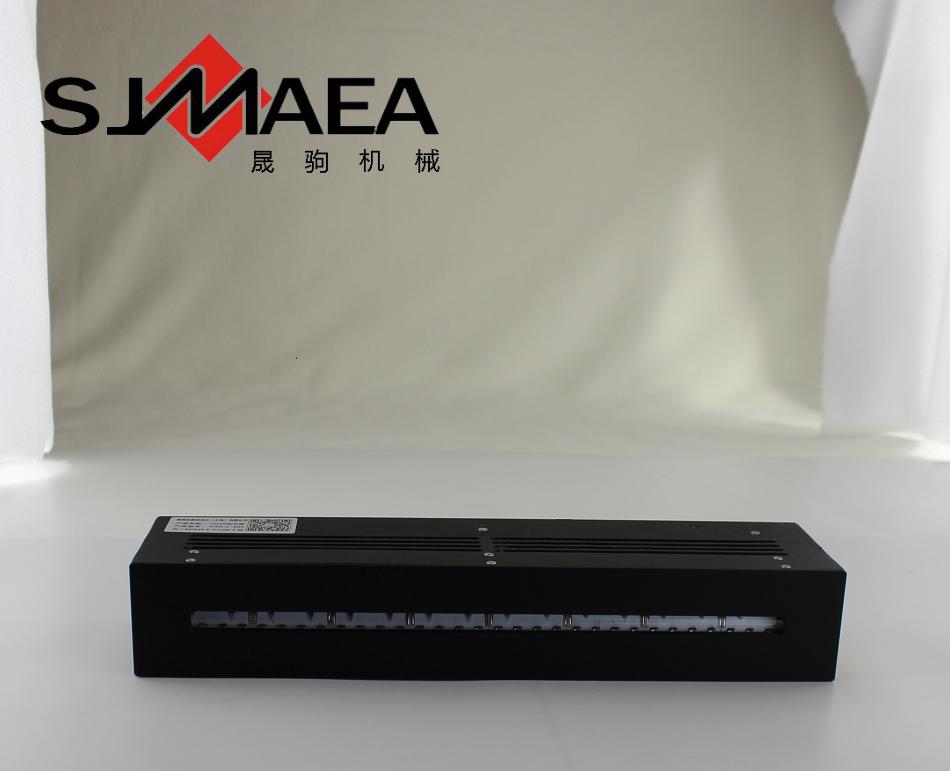 UVLED线光源照射头200x10